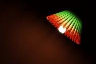 kolorowa lampka