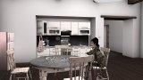 w kuchni
