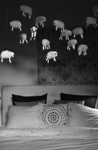łóżko od Ikea