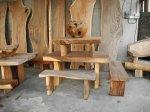 drewniane meble