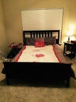 urządzenie małej sypialni