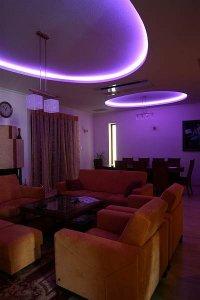 Światła LED w mieszkaniu